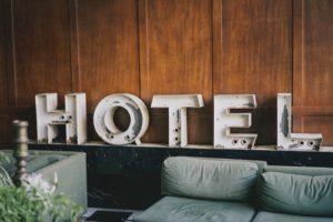 IPTV v hotelski sobi